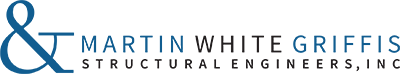 Martin, White & Griffis Structural Engineers Logo