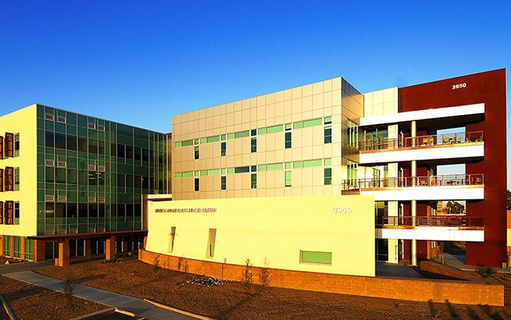 Municipal Credit Union >> Pima County Abrams Public Health Building - Martin, White ...